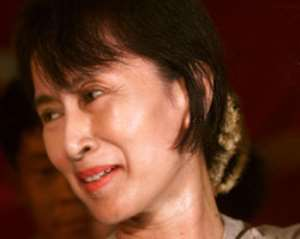 Suu Kyi's detention extended