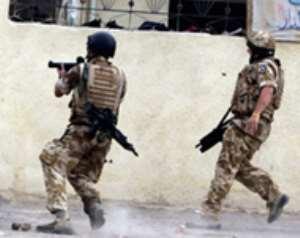 UK soldiers 'deserting over Iraq war'