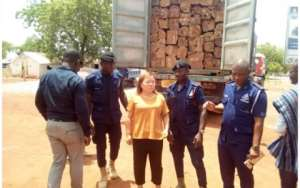 Akufo-Addo Accused Of Missing Chinese Rosewood Queen