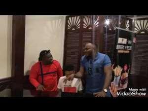 [Video] Kidi, Obour, DKB Renditions Patapaa's 'Skopatumana'