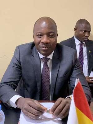 Hon. Mahama Ayariga  MP for Bawku Central