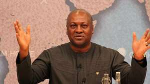 I Will Establish Fertilizer Plant, Oil Refinery In Jomoro—Mahama