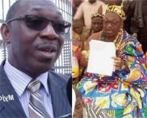 I Only Read A Speech On Behalf Of The Chiefs Of Afadjato Who Endorsed Akufo-Addo – Opuni's Trial Judge