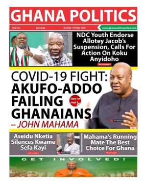 After Allotey Jacobs, NDC Youth Calls For Similar Action On Koku Anyidoho