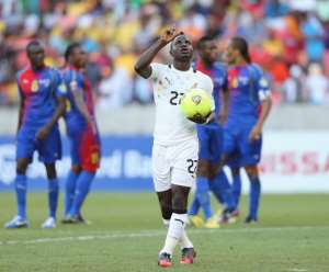 AFCON 2019: Mubarak Wakaso Urges Black Stars Teammates To Behave Well Off The Pitch