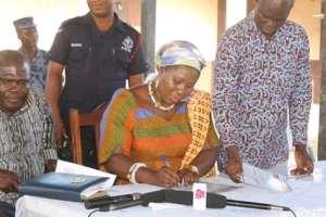 Hon. Madam Elizabeth Afoley Quaye