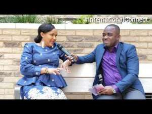 """""""One Needs A Special Grace & Anointing To Do Gospel Music"""" – Deaconess Charlotte Appiah"""