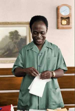 How Would Kwame Nkrumah Have Implemented The COVID-19 Trust Fund?