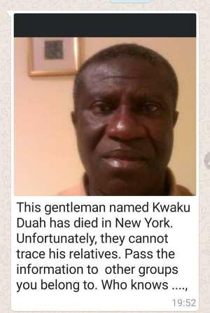 Kwame Osei Fosu