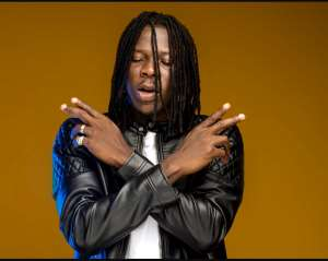 Don't look down upon yourself in this world - Stonebwoy advise UEW students