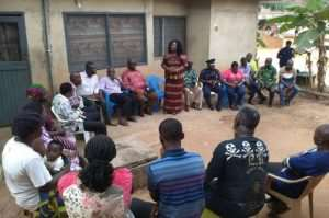 Ghanaians Misunderstood My Comments On The Location Of The Kidnapped Girls– CID Boss
