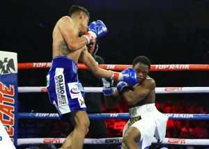 Dogboe 'Nehoed' Again In Rematch