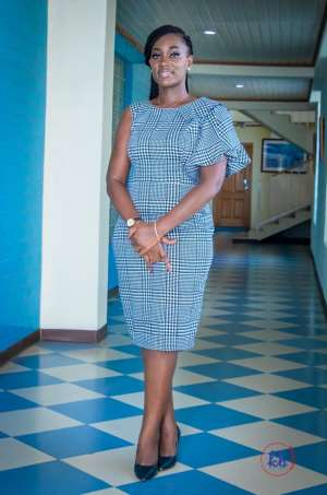 The Women's Commissioner Of GIMPA SRC Assumes Ambassadorial Role