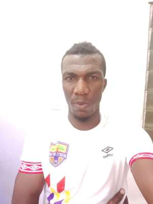 Abednego Tetteh Call On Hearts Supporters To Back Team With Prayers