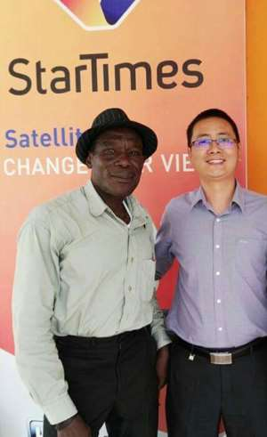 StarTimes to partner Sports Writers Association of Ghana