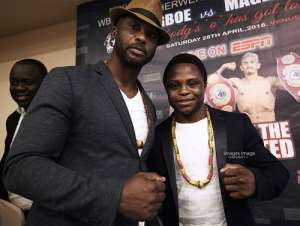 Isaac Dogboe Plan To Quit Boxing After Navarette Humiliation