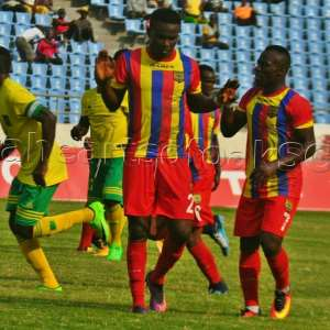 Special Competition: Christopher Bonney Elated To Score Against Former Side Ebusua Dwarfs