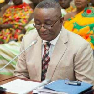 Hon. Andy Appiah Kubi