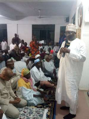 Muslim Communities Are Dear To Our Heart – Bawumia