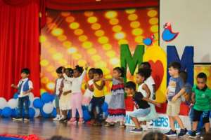 Mother's Day Marked At DPS International