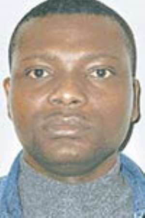 Ghanaian in USA accused of fraud