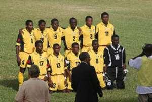 Gambia, Ghana chase final glory