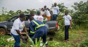Rearing for Food and Jobs: Kwahu East District Department of Agriculture take lead
