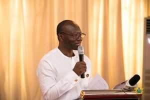Ghc21.1bn Used To Service Interest On Loans For 2018– Finance Minister