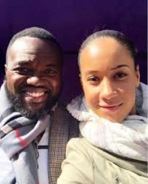 Fred Nuamah & Wife