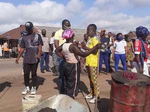 COVID-19: Atiwa East Undertakes Clean-up