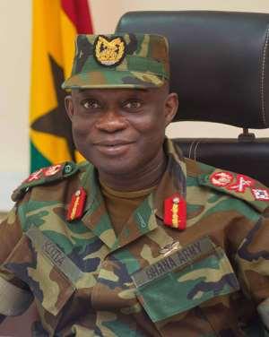 Brigadier General Doctor Emmanuel Wekem Kotia,A Defense and Security expert