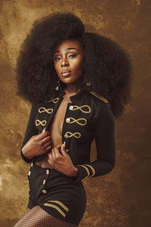 singer Abena Akuaba