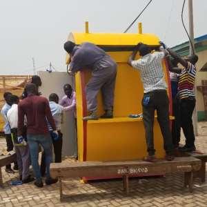 NLA Trains NaBCo Recruits On E-kiosk Assembling Technology