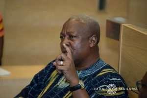 Mahama Says Closure Of Radio Gold, XYZ Was Politically Motivated