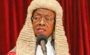 Chief Justice, Sophia Akuffo