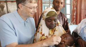 Bill Gates the Messiah playing for Jesus
