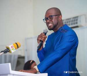 Coronavirus: GFA Boss Kurt Okraku Worried About State Of Ghana Football