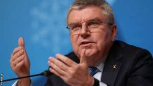 IOC president Thomas Bach says there will have to be cutbacks