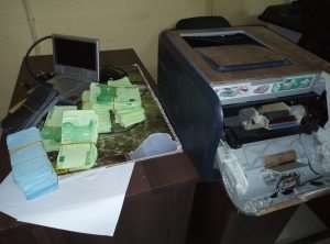 Nigerian, Ghanaian Arrested At Kasoa Over Counterfeit Money Scam