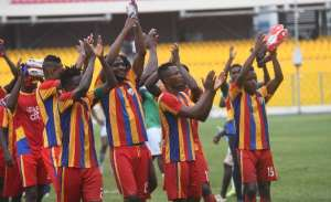 Special Competition: Hearts of Oak Becomes The First Team To Book Semifinals Berth