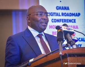 Time for a Digital Roadmap For Ghana - VP Bawumia