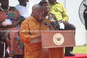 Akufo-Addo Vows To Keep Eagle Eye On New RCCs