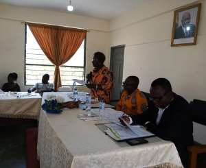 E/R : Water Shortage At Koforidua Prisons Resolved As Assembly Gives Account