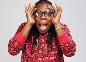 """Edem Jabs Journalists, Says """"You Guys"""" Should Ask Intelligent Questions"""
