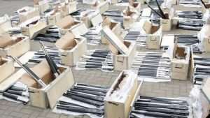 Mahama Gov't Issued Permit For Gun Importation Before Exiting Office—Minister
