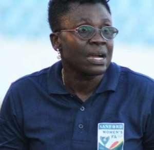 Black Queens Coach Mercy Tagoe Insists Teams Has Put Nigeria Defeat Behind Them