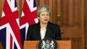 Theresa May: The British Prime Minister