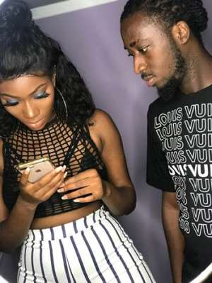 Meet Ray James, The Man Wendy Shay Loves To Be With