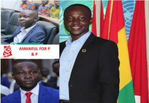 Bright Amanful To Contest Programs And Projects Secretary Of NUGS