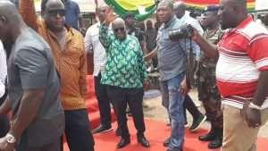 Akufo-Addo Vows To Monitor Savanna Region Officials Over SADA Experience